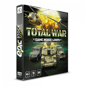 Total War Game Music Loops Crafted specifically for games and film