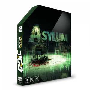 Asylum - A Dark Horror Cinematic Film Sample Sound Effects Library
