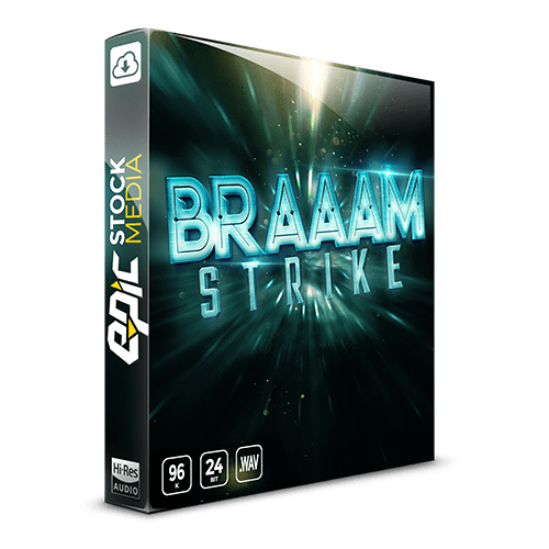 Braam Strike - A Braaam Cinematic Sample Sounds Effects Library