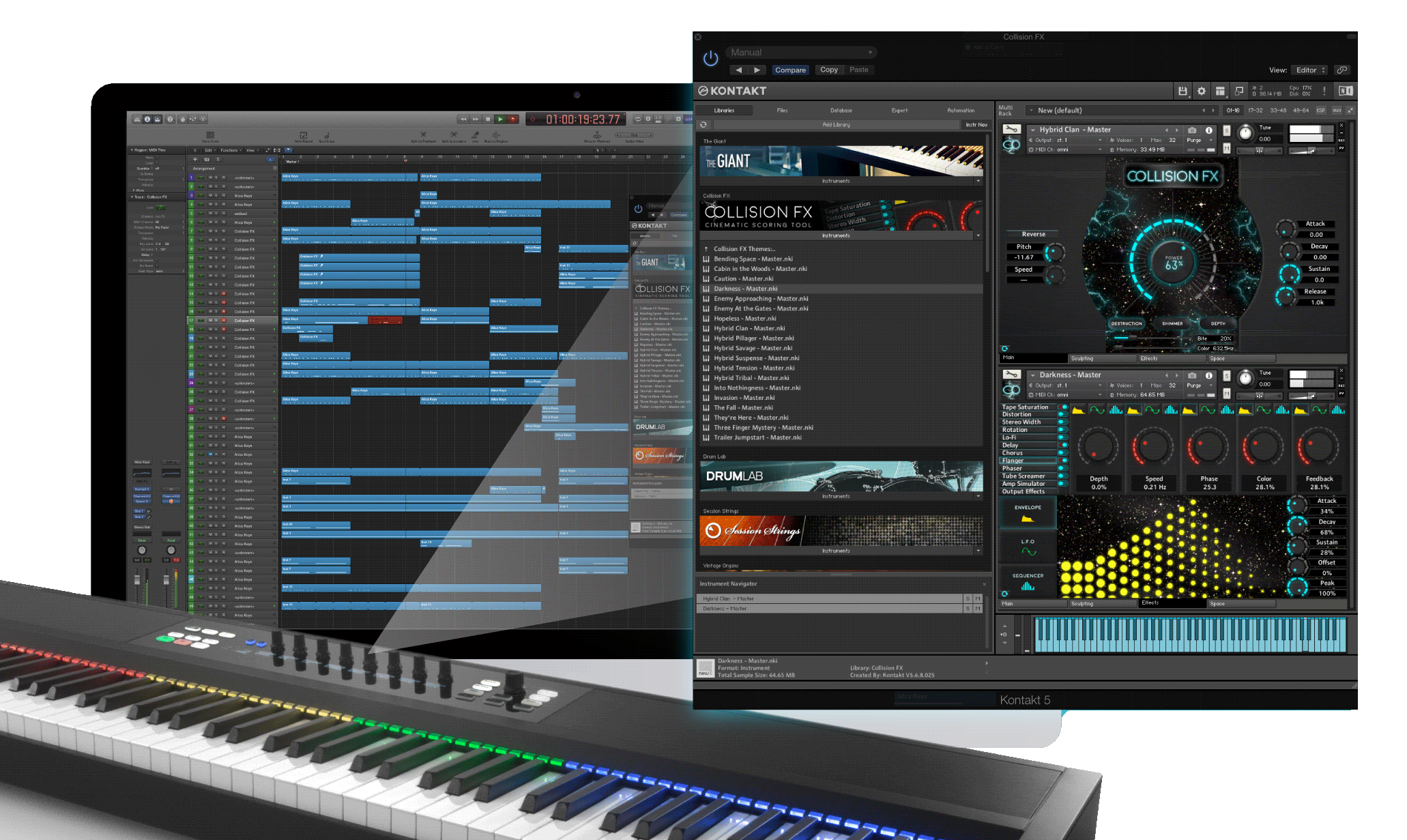 native instruments - session horns pro 1.3
