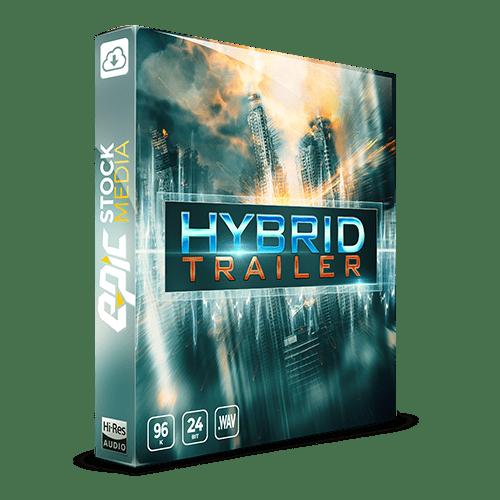 Hybrid Trailer - Cinematic Sound Effects - Sound Yeti