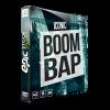 Iconic Boom Bap - old school hip hop Drum Samples power pack