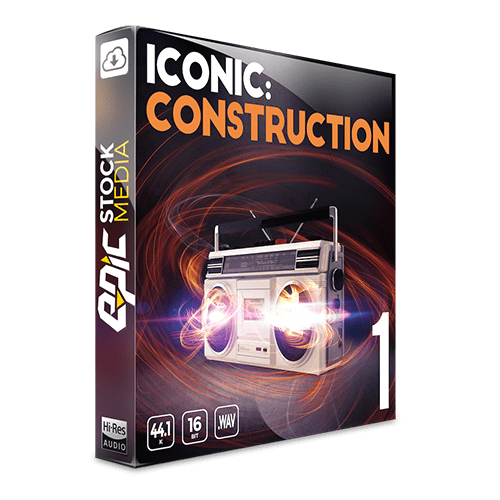 Iconic Construction Kit Vol 1