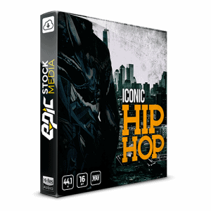 Iconic Hip Hop drum sounds