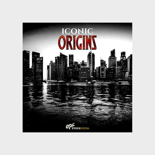 Iconic Origins 1 vintage drum samples