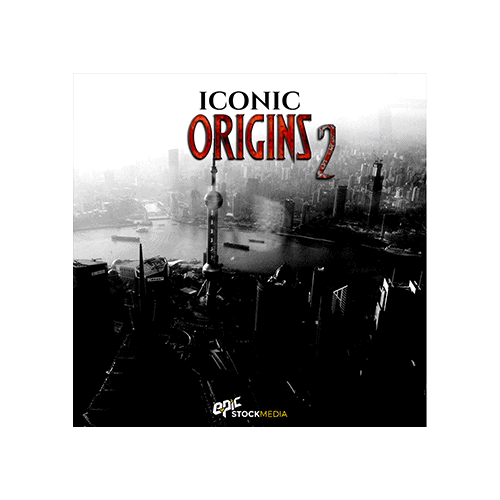 Iconic Origins 2 vintage drum samples