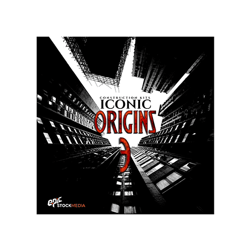 Iconic Origins 3 vintage drum samples