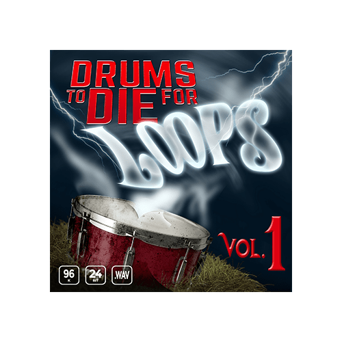 Drums To Die For Loops Cover