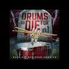 Drums to Die For Cover V1 Dark Hip Hop Drum Samples