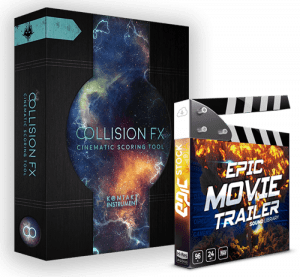Collision FX Epic Movie Trailer SFX Bundle