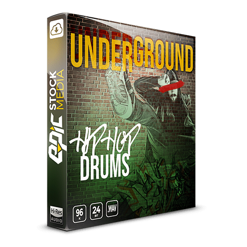 Underground Hip Hop Drums - Sample Pack
