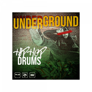 Underground Hip Hop Drum Sounds