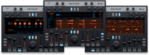Method 1 - Virtual Drum Machine