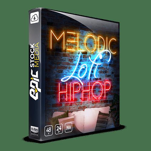 Melodic Lo-fi Hip Hop Sample Pack