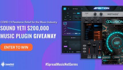 sound yeti music plugin giveaway