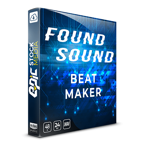 Found Sound Beat Maker Kit - Sample Pack Lo-fi