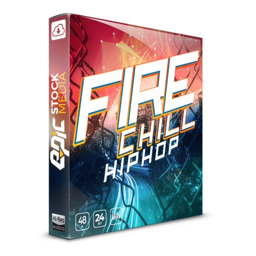 Fire Chill Hip Hop Box Image