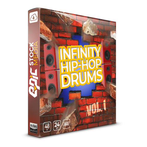 Infinity Hip Hop Drums Vol. 1