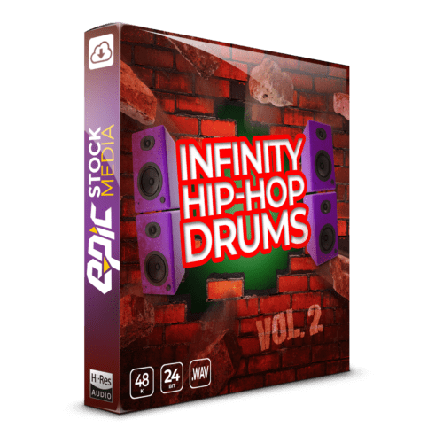 Infinity Hip Hop Drums Vol. 2