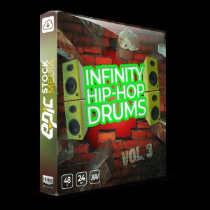 Infinity Hip Hop Drums Vol. 3
