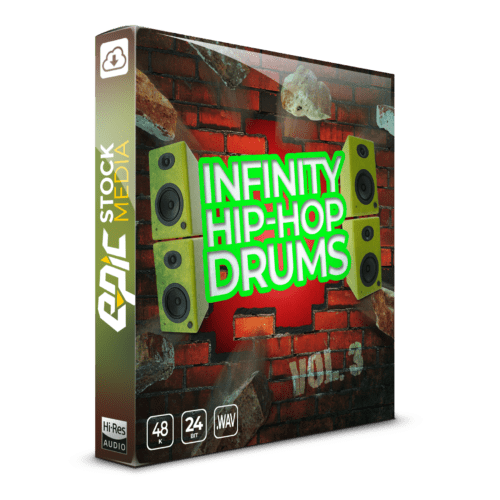 Infinity Hip Hop Drums Vol. 3