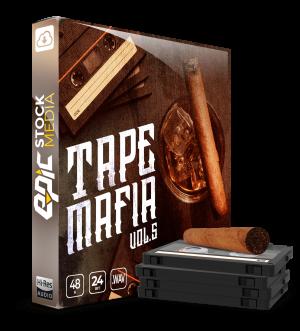 Tape Mafia Vol. 5 Box Image