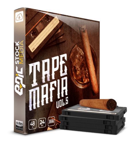 Tape Mafia Vol. 5 Box Image