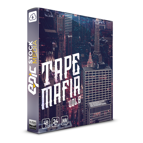Tape Mafia Vol. 6 Box Image