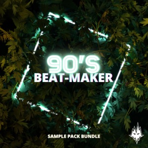 90's Beat-Maker Producer Bundle Sample Pack