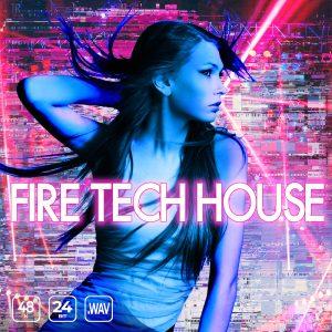 Fire Tech House - Sample Pack Sound Yeti