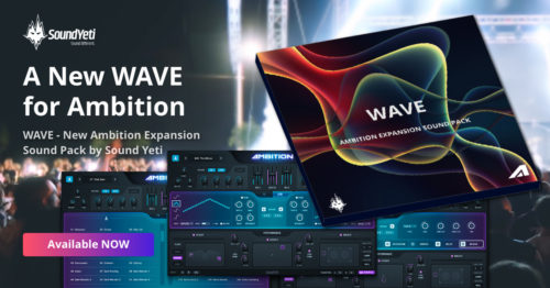 Wave - Ambition Expansion Sound Pack